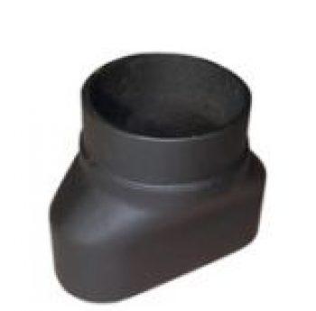 Övergångar/Murstosar i gjutgods (vedspis monteringar)