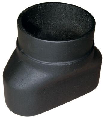 Oval-rund stos