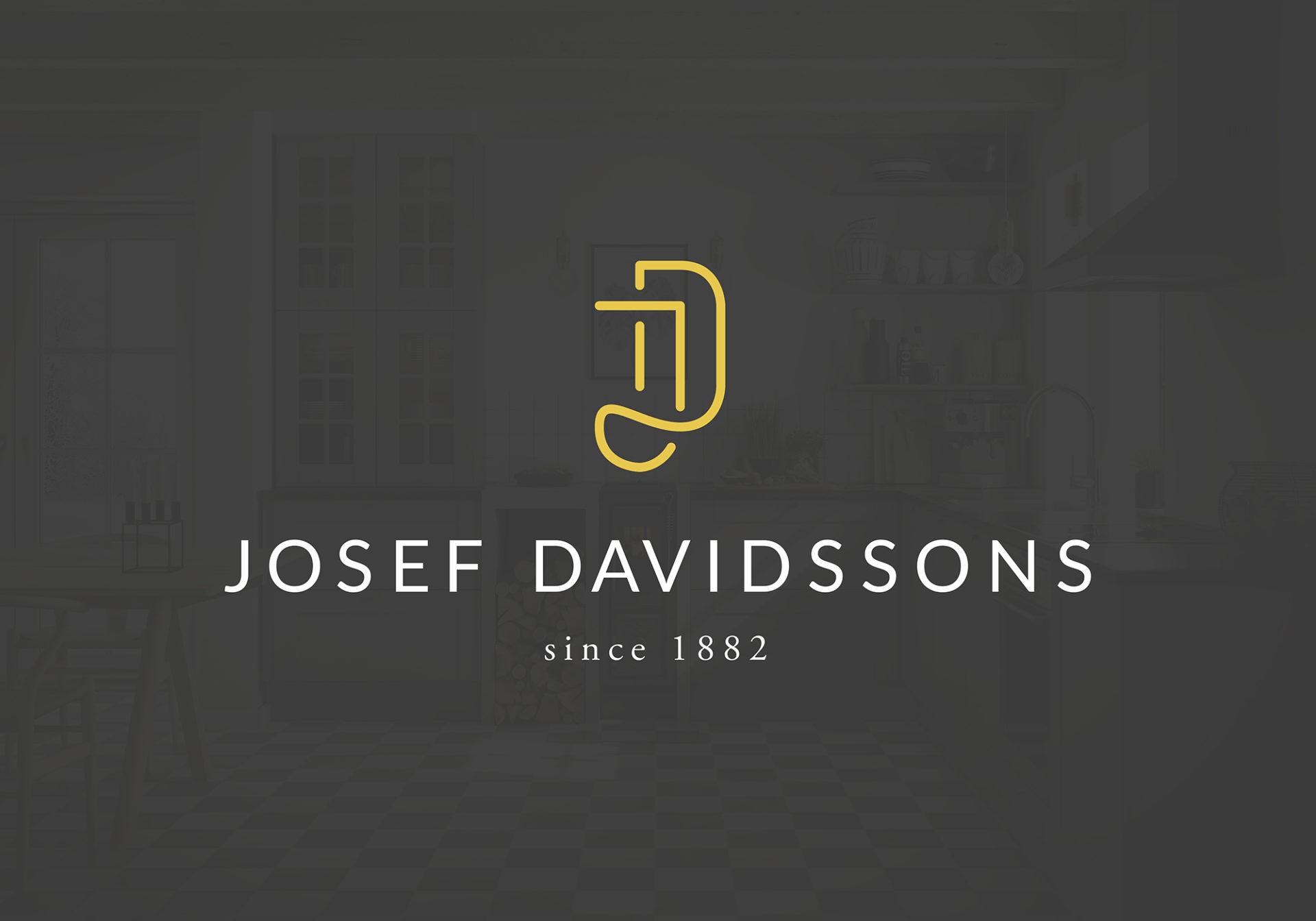 Ny Logotyp Josef Davidssons